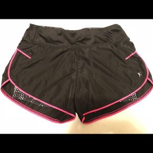 Danskin Now Semi fitted Dri More Shorts